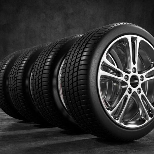 Reifengummi kann zu umweltfreundlichen Baumaterialien verarbeitet werden