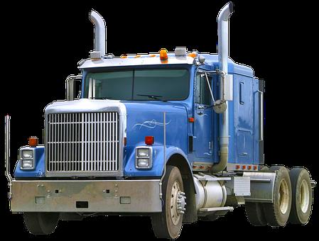 Ein LKW mit einem Kran, was kann man damit machen?